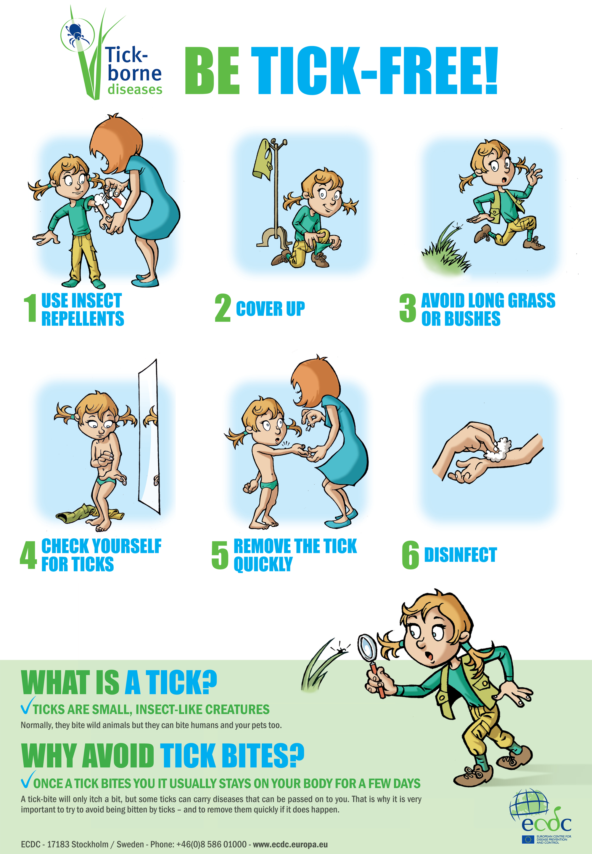 pictures How to prevent diseases from ticks and mosquitoes this summer