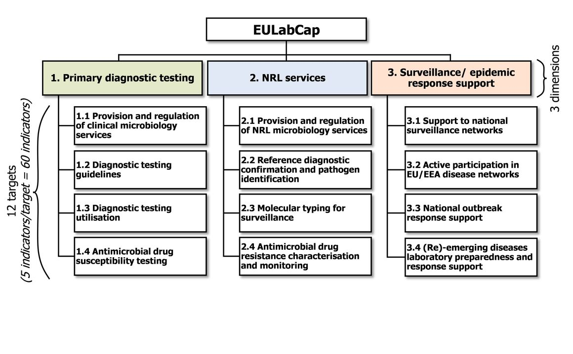 This image describes the targets of the EULabCap scheme