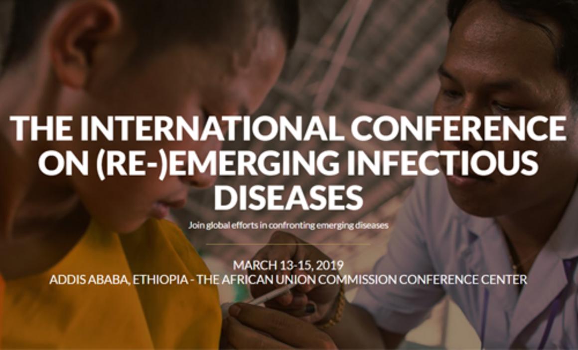 ECDC Director speaks at ICREID, 2nd International Conference