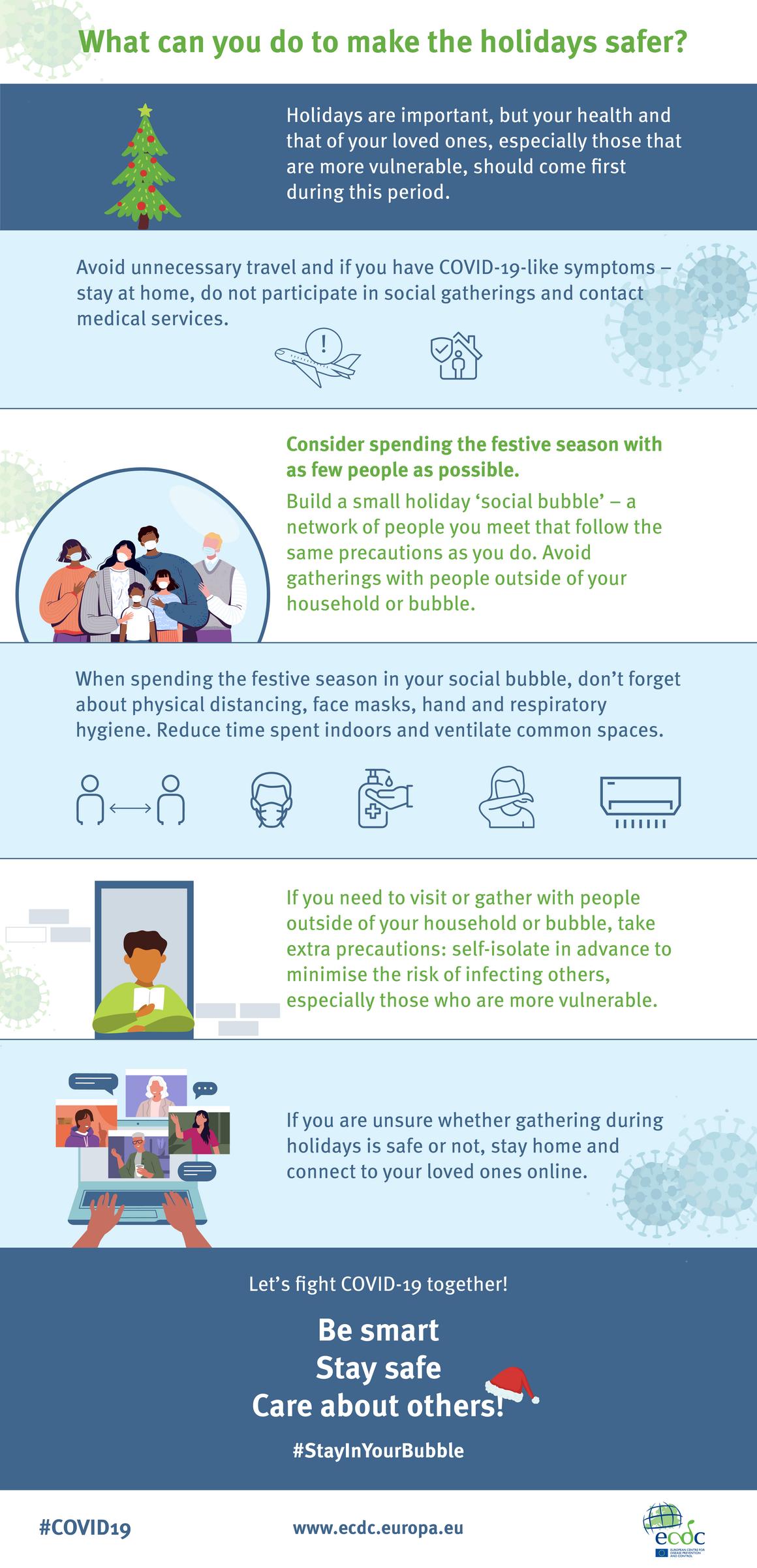 Infographic: Making the festive season safer